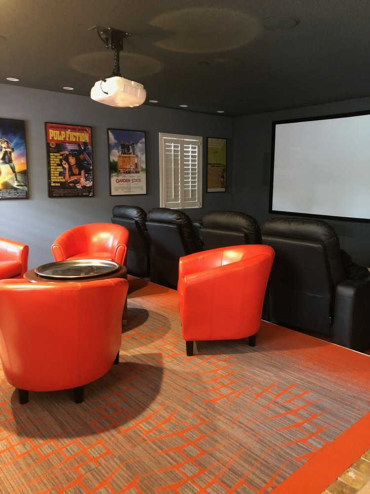 Rob the Brit Home Theaters: 4017 W Dr Mlk Jr Blvd, Tampa, FL