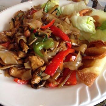 Thai Food In Newark Ca