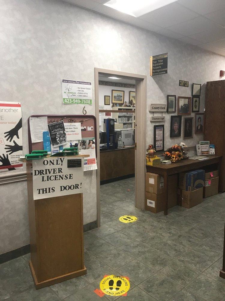 Sequatchie County Offices: 22 Cherry St, Dunlap, TN