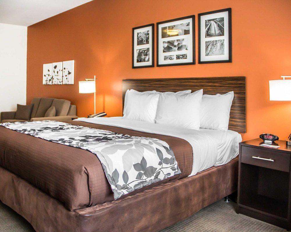 Sleep Inn & Suites: 4530 West White Ave, Blackwell, OK