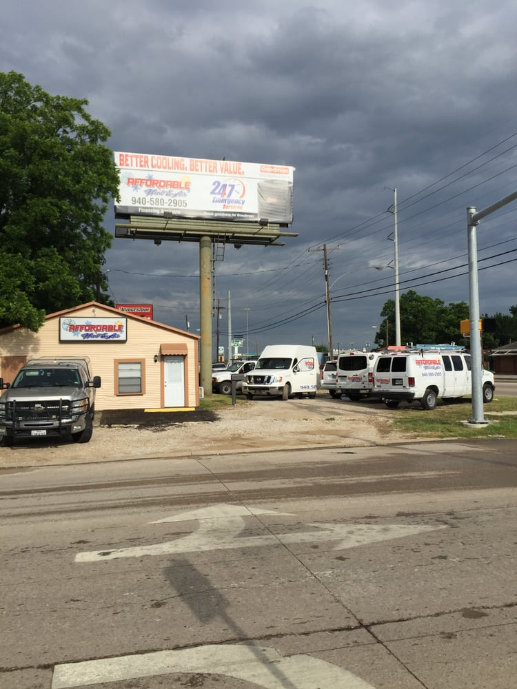 Affordable Heat and Air: 700 W Highway 82, Gainesville, TX