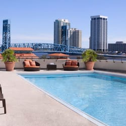 Photo Of Omni Jacksonville Hotel Fl United States Rooftop Pool
