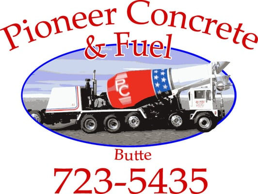 Pioneer Concrete Amp Fuel Get Quote Masonry Concrete