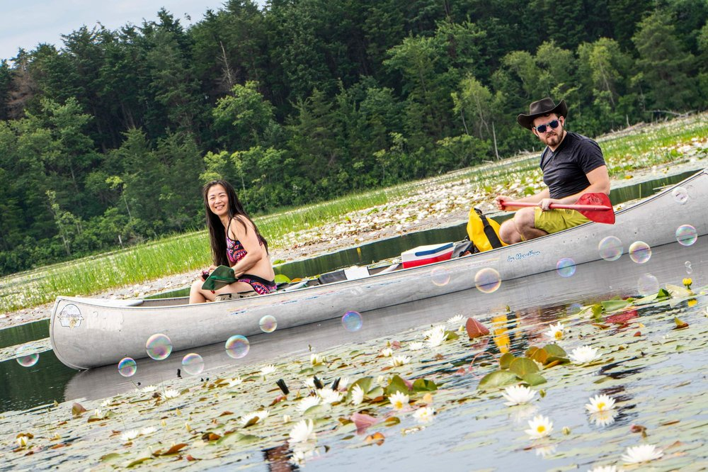 FROG Canoe Kayak Rentals: 1800 Double Trouble Rd, Beachwood, NJ