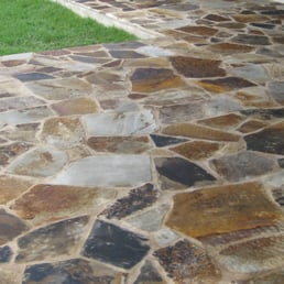 Photo Of SUPERIOR Stone Sealers   Houston, TX, United States. Flagstone  Patio After