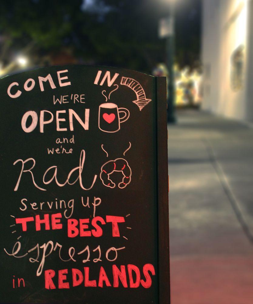 Back Alley Coffee: 113 N 5th St, Redlands, CA