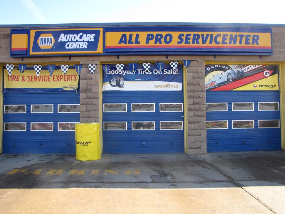 All Pro Servicenter: 6409 SE 14th St, Des Moines, IA