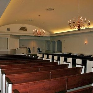 Thomas McAfee Funeral Home - Downtown Chapel - Funeral