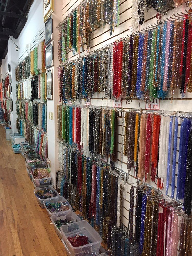 Gem & Bead Gallery: 2516 Times Blvd, Houston, TX