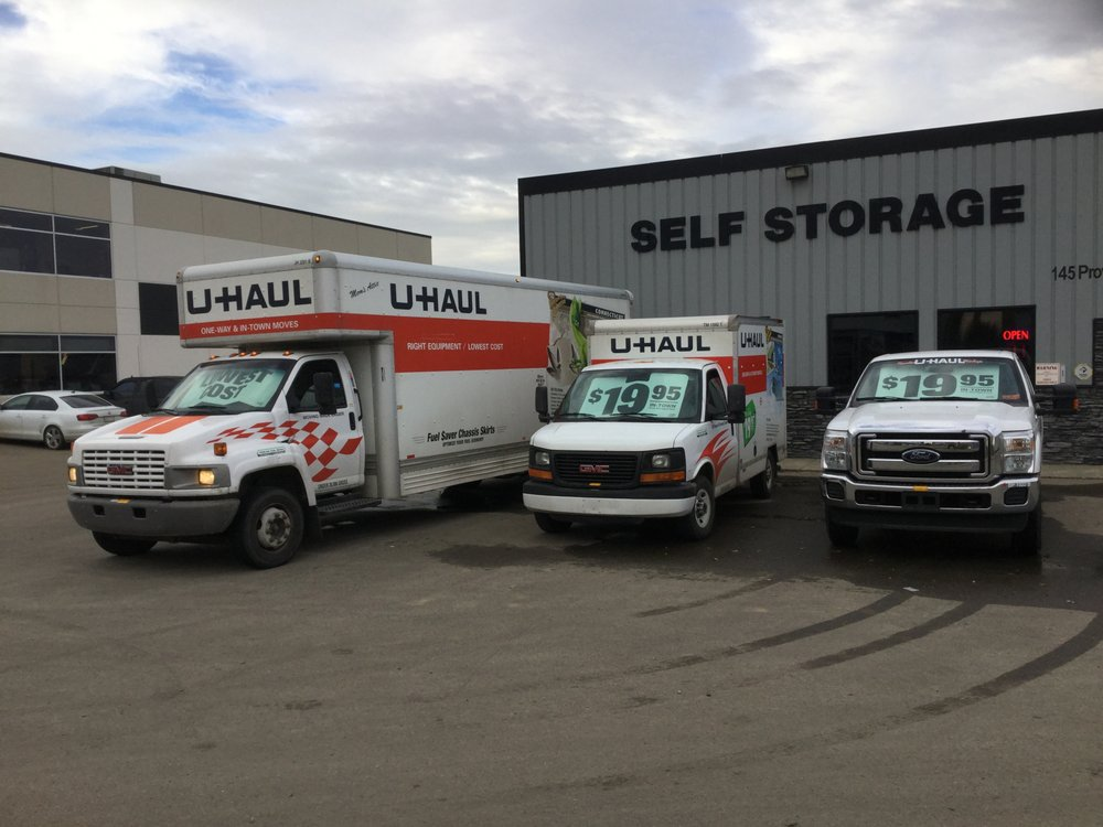 U-Haul Neighborhood Dealer - Truck Rental - 145 Provincial ...