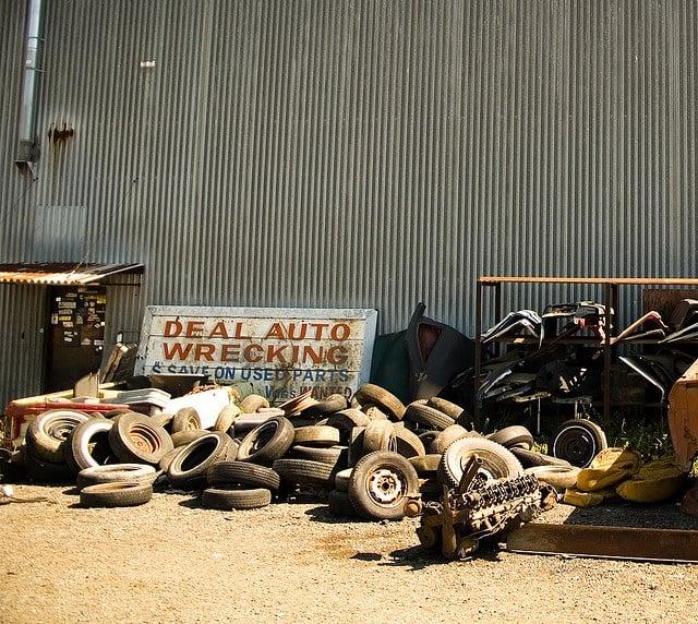SalvagePartscom  USA amp Canada junkyards for cars