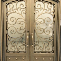 Photo of Zavala Doors San Diego - National City CA United States. Iron  sc 1 st  Yelp : national doors - pezcame.com