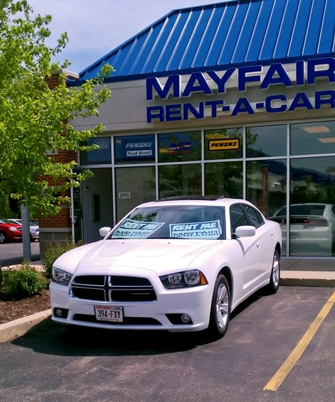 Mayfair Rent A Car Kenosha