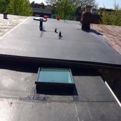 Photo Of Complete Roofing Solutions   Washington, DC, United States. Flat  Roof By