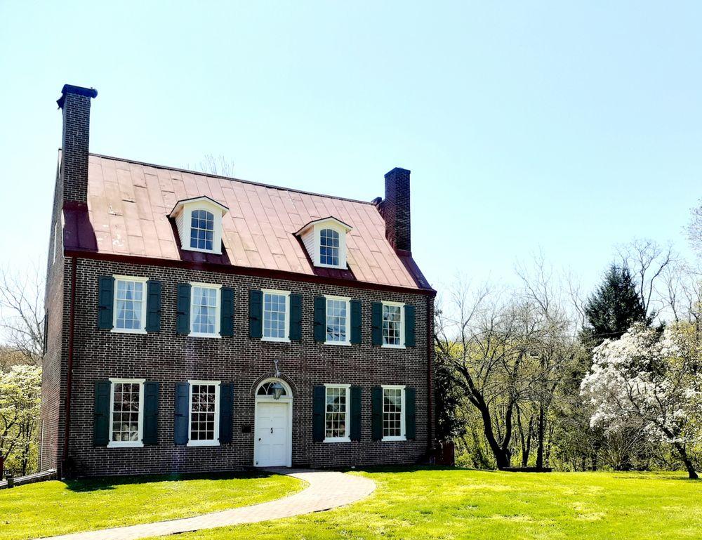 Barclay Farmstead Museum: 209 Barclay, Haddonfield, NJ