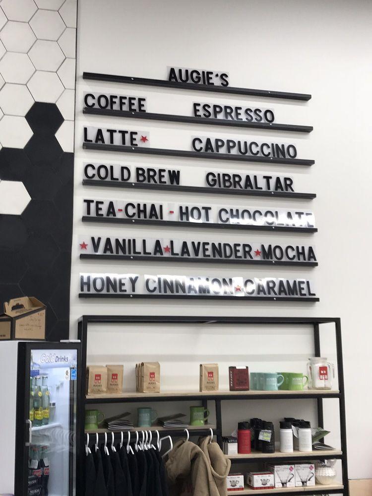 Augies Coffee Roasters: 540 W Stuart Ave, Redlands, CA