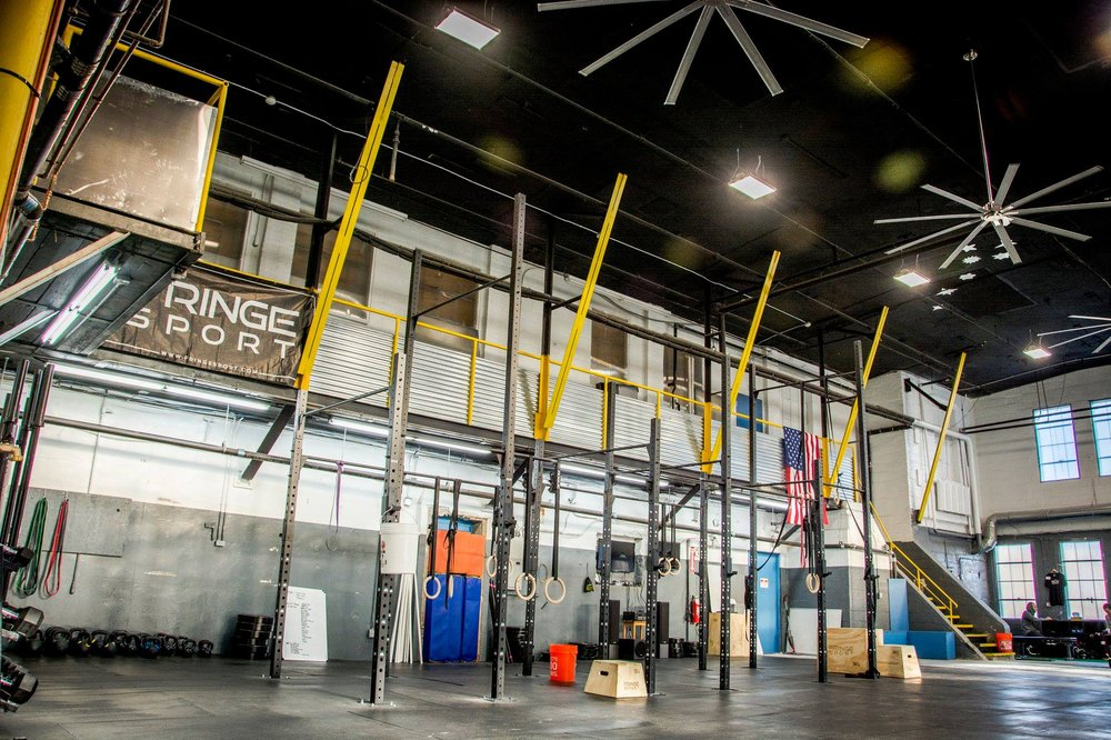 Graviton CrossFit: 1 Broadway, Arlington, MA