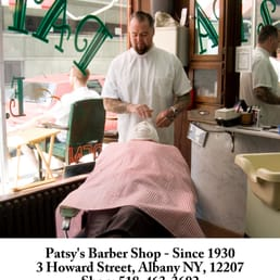 Barber Shop Albany Ny : Foto zu Patsys Barber Shop - Albany, NY, Vereinigte Staaten. myself