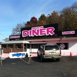 P O Of Drive In Diner Revere Ma United States