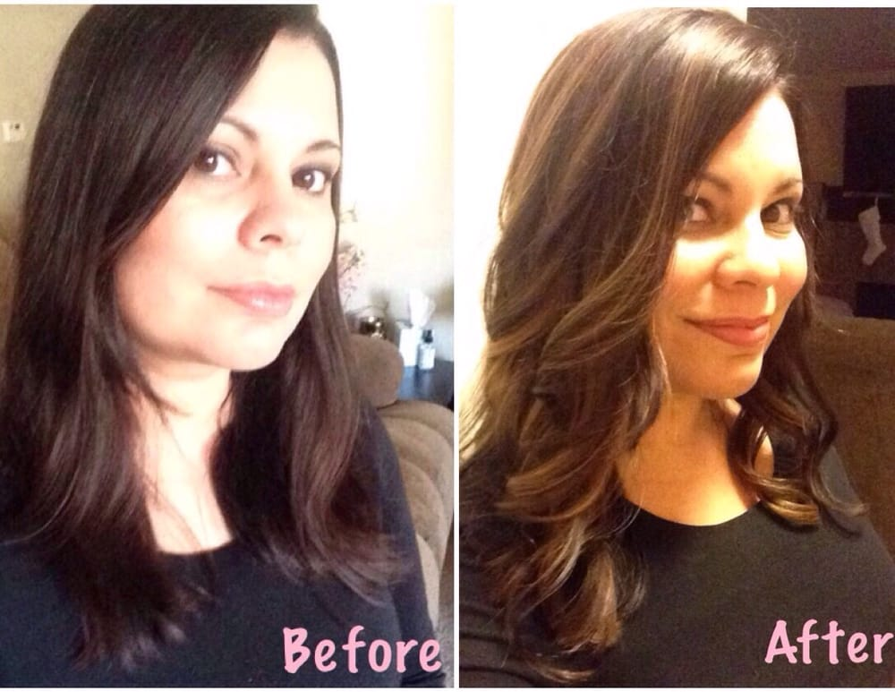 ... Before and after my cut