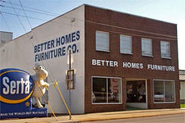Better Homes Furniture: 527 Main St, North Wilkesboro, NC