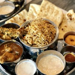 Thali Indian Restaurant Order Food Online 12 Photos 17 Reviews