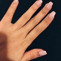 Photo Of Fusion Nail Spa Richmond Va United States Gel With An