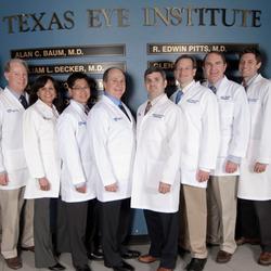 Texas Eye Institute - Optometrists - 7710 Beechnut St, Sharpstown