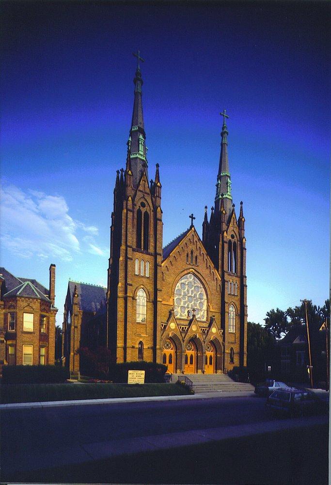 Holy Rosary & St John