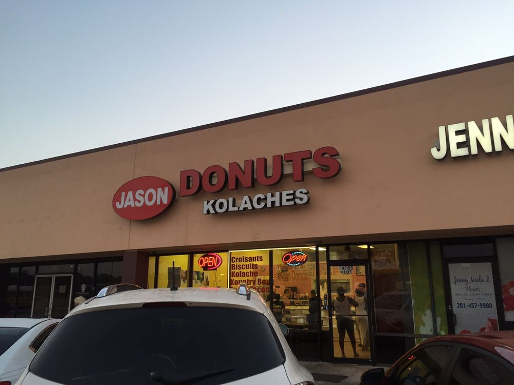 Jason Donut Kolache: 4606 East Sam Houston Pkwy N, Houston, TX