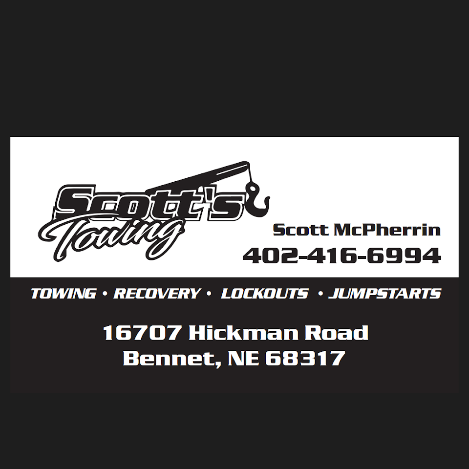 Scott's Towing and Tire Repair: 9400 Breagan Rd, Lincoln, NE