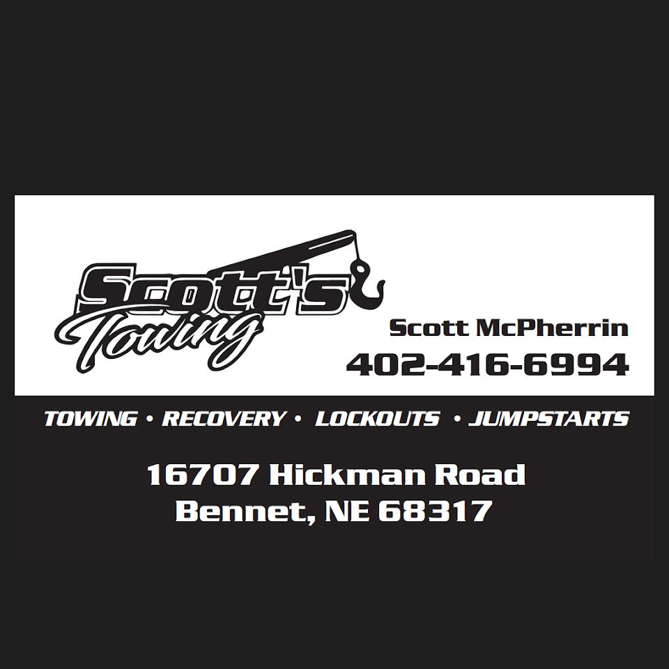 Scott's Towing and Tire Repair: 9400 Breagan Rd, Lincoln, NE