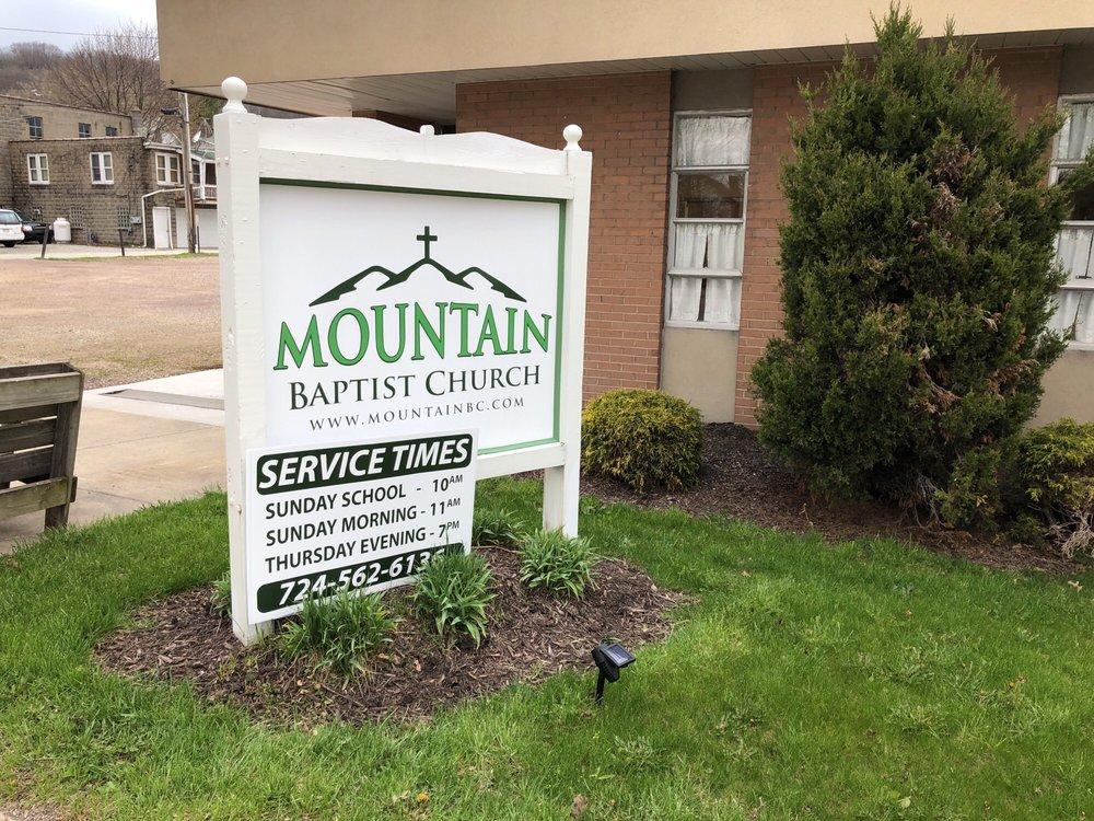 Mountain Baptist Church: 390 W Main St, Somerset, PA