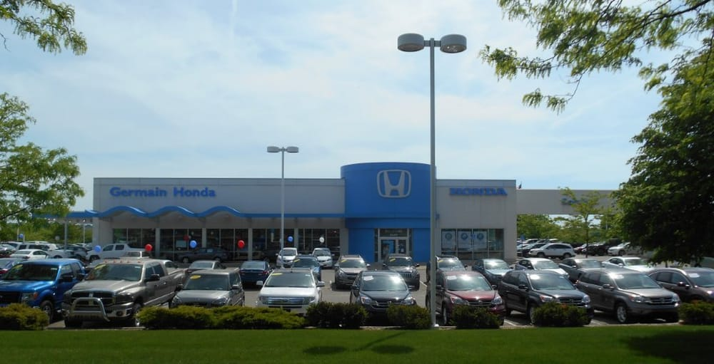 Germain Honda Service >> Our Dealership Yelp