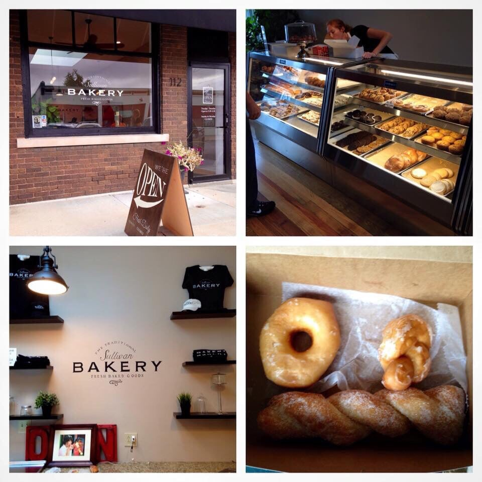 The Traditional Sullivan Bakery: 112 E Harrison St, Sullivan, IL