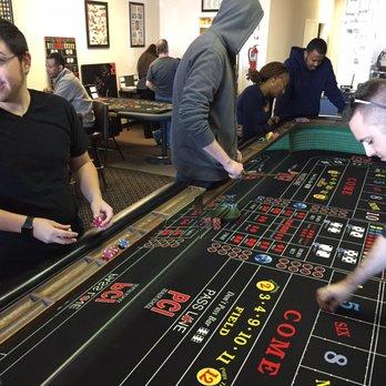 Casino cashier job description