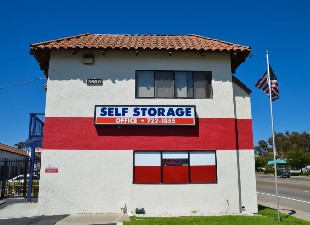 StorAmerica Oceanside  Self Storage amp; Storage Units