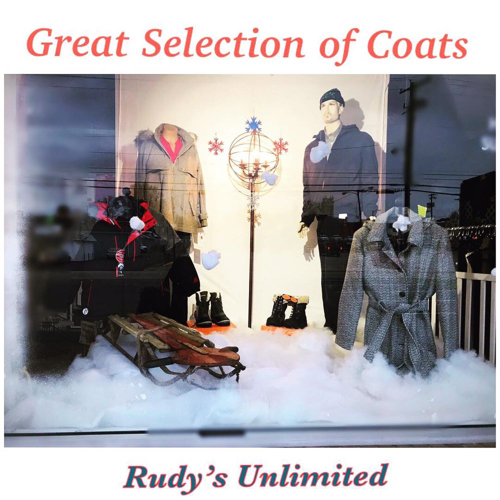 Rudy's Unlimited: 114 East Locust St, Mount Sterling, KY