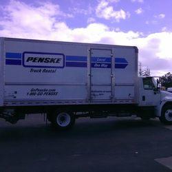 Penske Truck Rental Truck Rental 751 Sandoval Way Hayward Ca