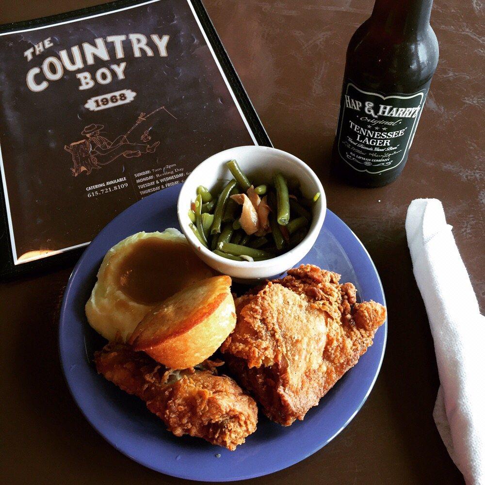 The Country Boy: 4141 Old Hillsboro Rd, Franklin, TN