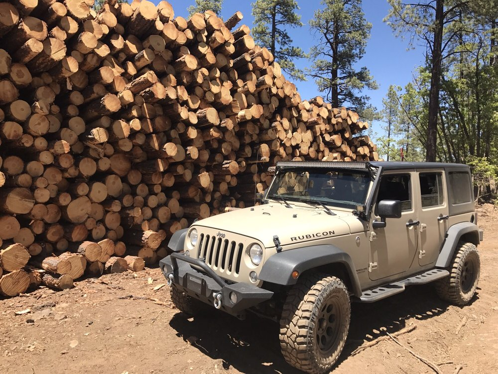 White Mountains Trail System: Apache Sitgreaves National Forests, Lakeside, AZ