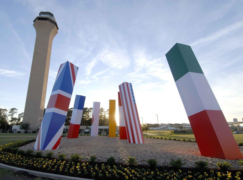 George Bush Intercontinental Airport - 1136 Fotos & 1401 Beiträge ...