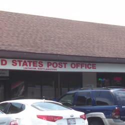 United states post office post offices 515 s camp - United states post office phone number ...