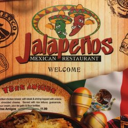 Photo Of Jalapenos Mexican Restaurant Albemarle Nc United States I Hope They