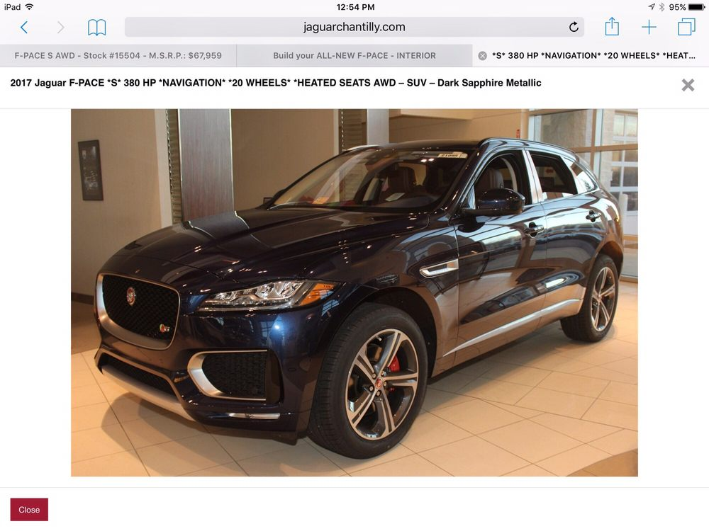 Jaguar Chantilly - 32 Reviews - Car Dealers - 4120 Auto Park Cir ... 4bf4b4767