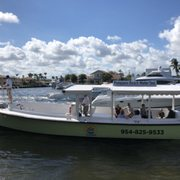 Photo Of Pompano Beach Water Taxi Fl United States