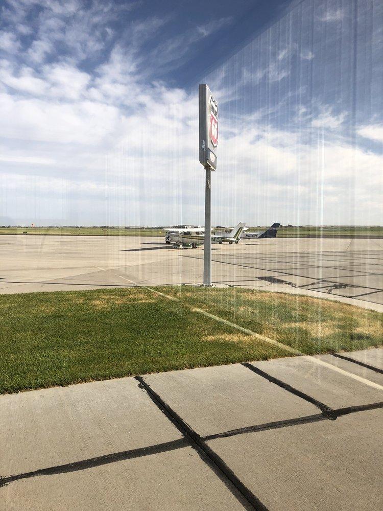 Valley Airways: 250042 Robertson Rd, Scottsbluff, NE