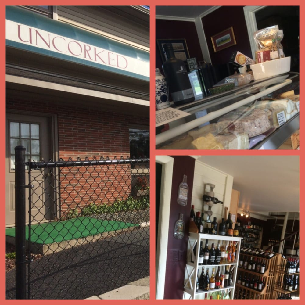 Uncorked Wine & Cheese: 145 Civic Ctr Dr, Augusta, ME