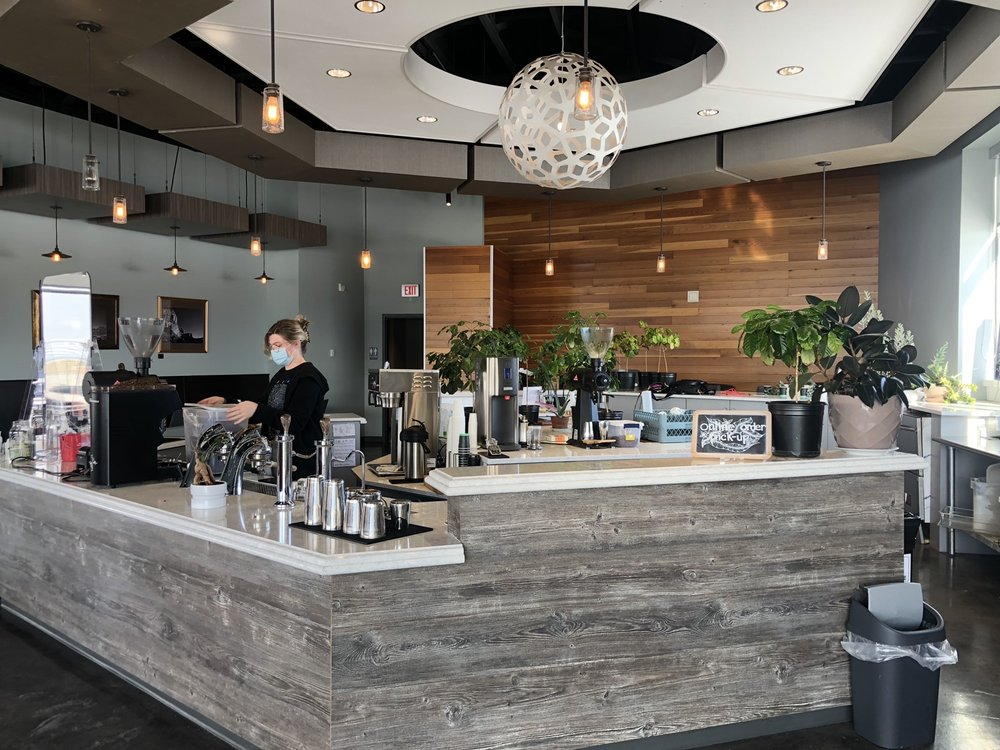Coffea Roasterie: 500 S Highline Pl, Sioux Falls, SD