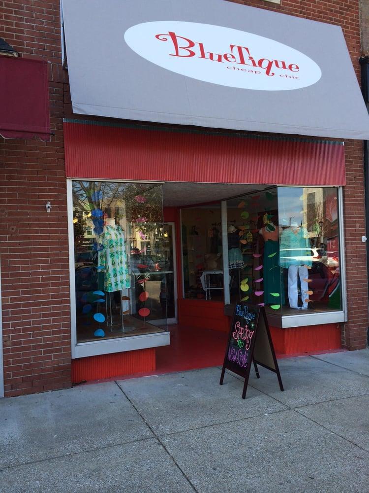 Bluetique Cheap Chic: 417 Park Row, Bowling Green, KY